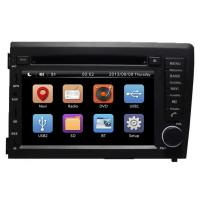 China 7 Inch 2-DIN CAR DVD PLAYER WITH GPS FOR VOLVO S60 / V70 2001-2004 with GPS Navigation TV Radio RDS Bluetooth on sale