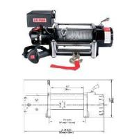 Electric Winch, Model#EWS9000 Manufactures