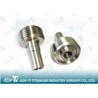 Quality GR2 GR5 Stainless Steel CNC Machines Parts copper Precision for sale