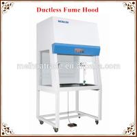 Quality 1.2m Wide Fume Hood,Ductless Fume Hood with transparent side glass windows for sale