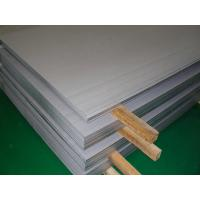 321 Cold Rolled Stainless Steel Sheet Brushed SS Plate 1000MM / 1219MM Width Manufactures