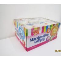 Pink Blue White Marshmallow Candy , 11g Colored Marshmallow Lollies With Sweet Llavor Manufactures