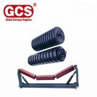 China Impact Idlers Groove or Flat/ Carrier Idler/ Long Using Life on sale