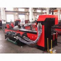 Pipe Puncture Machine/Hole Punching Line Machine, Measures 5200 x 1500 x 2500mm Manufactures