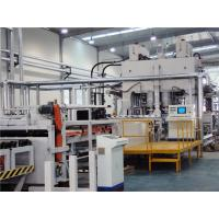 Full Automatic Industrial Woodworking Machinery Short Cycle Lamination Manufactures
