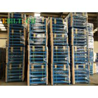 Recyclable Metal Pallet Stacking System Good Rust Proof Performance Environmental Manufactures