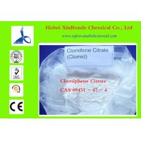 Pharmaceutical Intermediate Clomiphene Citrate Clomid 88431-47-4 Bodybuilding Supplements Manufactures