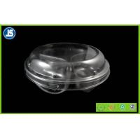 Mango Fruit Transparent Plastic Food Packaging Trays Disposable Manufactures