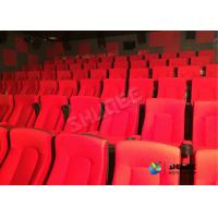 Commercial Movie Theater Seats / Movie Theater Chairs With Sound Vibration Manufactures