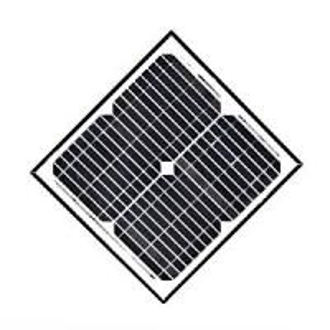 China 20 / 30 Watt Monocrystalline Solar Module Charging For Garden Light System on sale