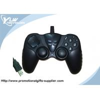 China USB Game Controllers joystick twin motor support vibration function for pc on sale