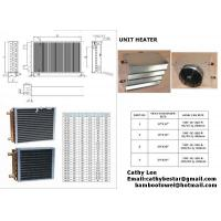 For US Market Copper Tube Water to Air Heat Exchanger Coil Manufactures