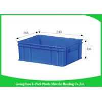 Small Plastic Stackable Containers For Warehousing And Transportation