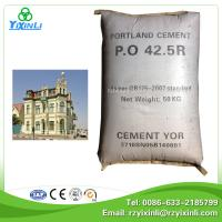construction material portland cement 42.5r Manufactures