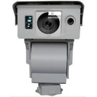 PTZ Dual Thermal Imaging Camera HD Surveillance System With LRF Manufactures