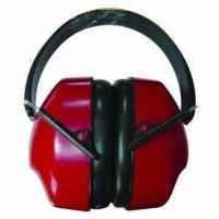 High-quality Safety Ear Muffs/Safety Ear Plugs, Can be Folded, 25dB SNR Manufactures