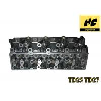 High Performance Cylinder Heads , TD25 Nissan Diesel Engine Parts 11039-44G01 Manufactures