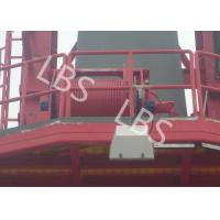 China Heavy Offshore MarineTower Crane Winch For Mobile Cranes , Crawler Cranes for sale