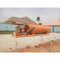10 Tons 20000 Liters LPG Gas Filling Skid Station With Filling Scale Or Dispenser Manufactures