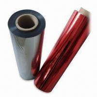 Hot Stamping Foil, Used on the Plastic Pen and Box, Various Colors are Available Manufactures