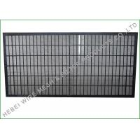 Buy cheap Mi Swaco Mongoose Shaker Screen Composite Frame for Soil Treatment from wholesalers
