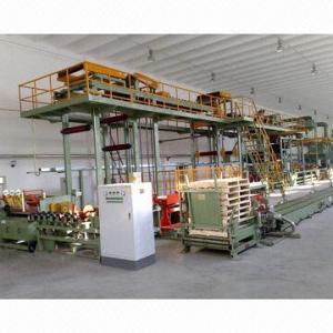 China Production Line of APP/SBS Modified Bitumen Membrane Sheet on sale