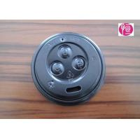 China 62mm 1.7g PS Paper Cups Lids Without Bisphenol A 62mm Dimension on sale