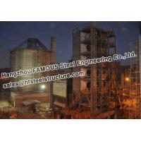 Industrial Structural Steel Fabrications Bolivia Cement Plant Manufactures