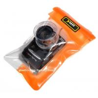 Reusable Plastic Waterproof Travel Pouch TPU 0.35mm Thickness For Diving / Surfing Manufactures