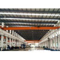 Warehouse Adjustable Gantry Crane , 5 Ton Electric Single Girder Overhead Crane Manufactures
