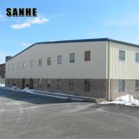 prefab restaurant buildings / prefab steel building Manufactures