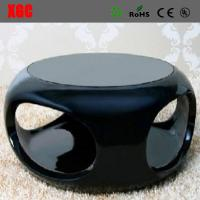Patio Fiberglass Coffee Table Commercial Hollow Tea Table Fiberglass Hollow End Table Manufactures