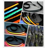 Blue LED illuminated Pet Lead Manufactures