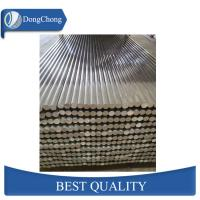 Round / Square Solid Extruded Bar T6 T651 6061 Aluminum For Aircraft Construction Manufactures