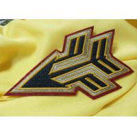 China Custom Flag Raiders 3d Cloth Embroidered Badges Sublimation Patches on sale