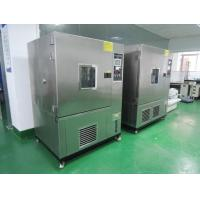 800L Temperature And Humidity Testing Chamber With Safety Protection Device Manufactures