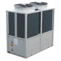 China Eco - Friendly 100kw Refrigerant Air Cooled Heat Pump Unit For Residential on sale