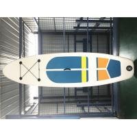 Quality Two Layers Soft Stand Up Paddle Board , Inflatable Board Paddle With Drop Stitch Material for sale