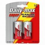 LR14 C 1.5V Alkaline Batteries with Blister Card Packing Manufactures