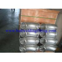 A403WP321 304L 316L Stainless Steel Tube Fittings SUS304 , UNS S30400 / 1.4301 Manufactures