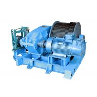 China Heavy Duty Marine Electric Winch Variable Speed Electric Pulling Winch on sale