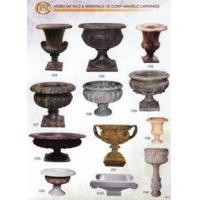 Quality Marble Carving--Urn3 for sale