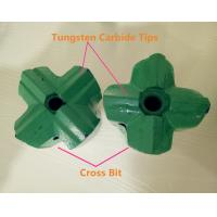 Tapered Chisel Drill Bit Cross Drill Bit Button Drill Bits For Pneumatic Rock Drill Manufactures