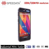 TCP IP Wireless Android Mobile Phone PDA Laser Barcode Scanner with Memory Manufactures