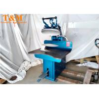 Automatic Laundry Steam Press Iron Machine For Shirt Sleeves Simple Operation Manufactures