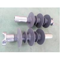 China 11KV Composite Pin Insulator With Gray Sheds for Transmission Line for sale