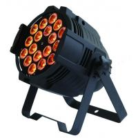 Buy cheap 18pcs * 15W 6 in 1 RGBWA UV Outdoor LED Wash / Waterproof LED Par Lights from wholesalers