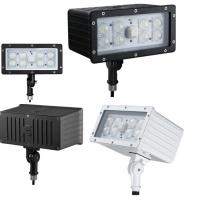 1 X 2 Led Light Fixture: Industrial Commercial Outdoor LED Flood Light Fixture 45W