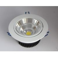 China 2000lumen 4000K COB Recessed Led Downlight 30W Pure White 160 * 112 on sale
