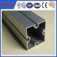 stock aluminum extrusions from yuefeng aluminum technology, aluminum extrusion process Manufactures